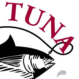 cropped portion of Wild Tuna revised logo for grid